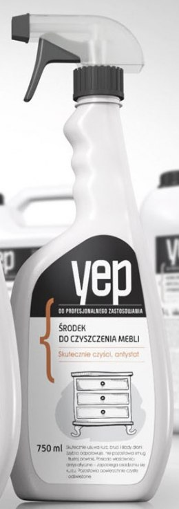 Płyn do mebli 750ml YEP spray